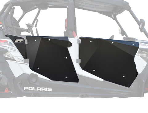 PRP Black Aluminum Polaris RZR 4 Door Set