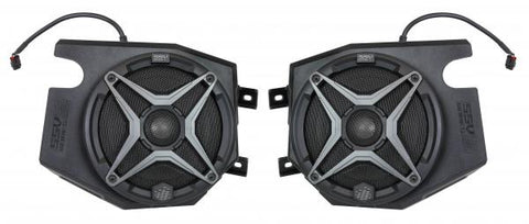 "Pplaris RZR 2014+ Front Speaker Pods with 120 WATT 6.5"" Speakers"