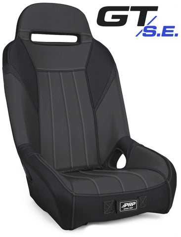 YXZ PRP GT S.E. Black Seat Pair with Mounts
