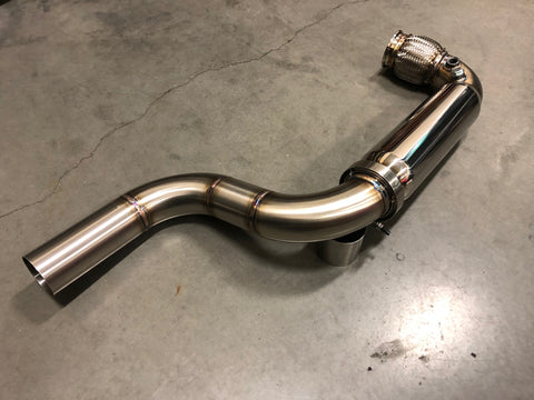"Treal Performance  ""Race"" 2017-18 Can-Am X3 3 Inch  Exhaust"