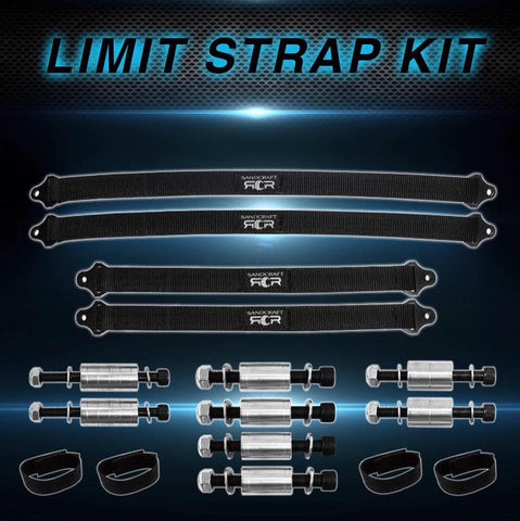 Sandcraft RCR Limit Strap Kits