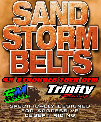 Polaris RZR Turbo / RS1 Trinity Sand Storm Drive Belt