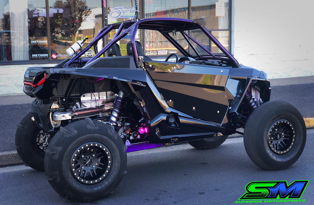 SDR Hi-Bred RZR XP 2 Seater Bolt-in Doors