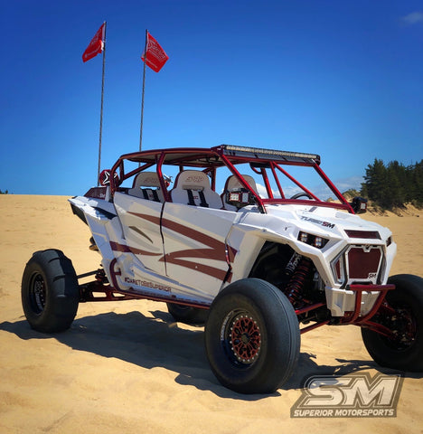 SDR Hi-Bred Bolt-in Doors  RZR XP 4 1000 4 Seater