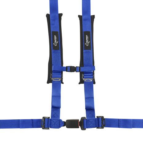 Amped Offroad 4.2 Autobuckle UTV Off-Road Harness w/Removable Pads