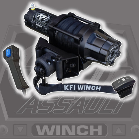 KFI 5000 ASSAULT SERIES WINCH