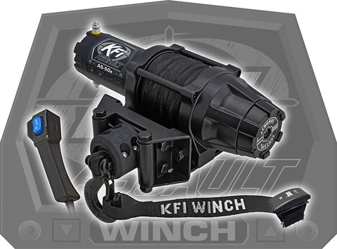 KFI AS-50X Assault Winch