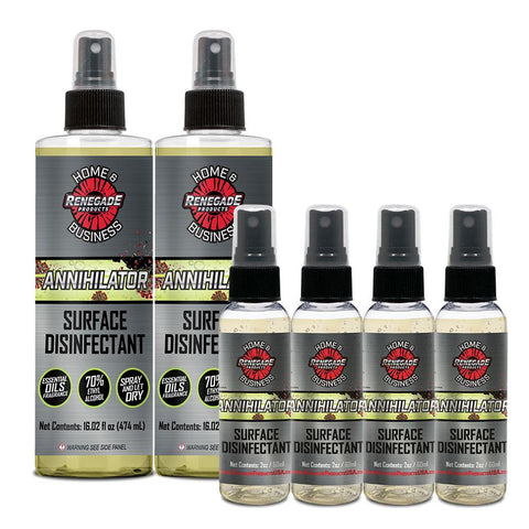 Rebel Annihilator Surface Disinfectant Spray