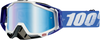 100% Blue Racecraft Cobalt Goggles