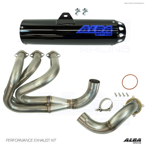 Alba Racing YXZ1000R / YXZ1000SS FULL EXHAUST SYSTEM