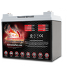 Full Throttle FT438-U1 AGM Battery