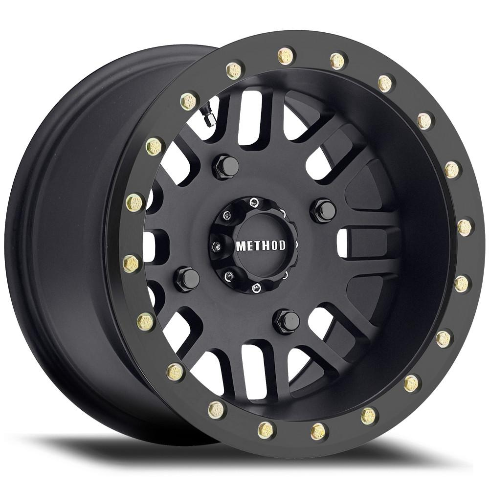 Method 406 UTV Beadlock - Matte Black