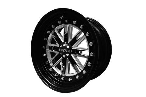 Sandcraft RCR 15″- 3 Piece Billet Nitro Aluminum Wheels