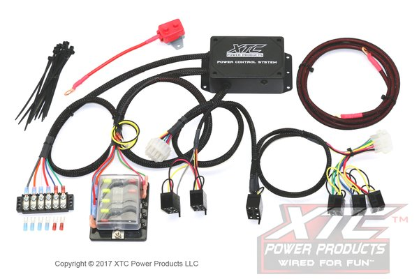 RZR XP Plug & Play™ 6 Switch Power Control System - Switches not Included