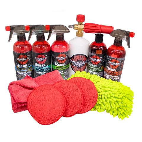 Renegade Products Off-Road Detailing Kit