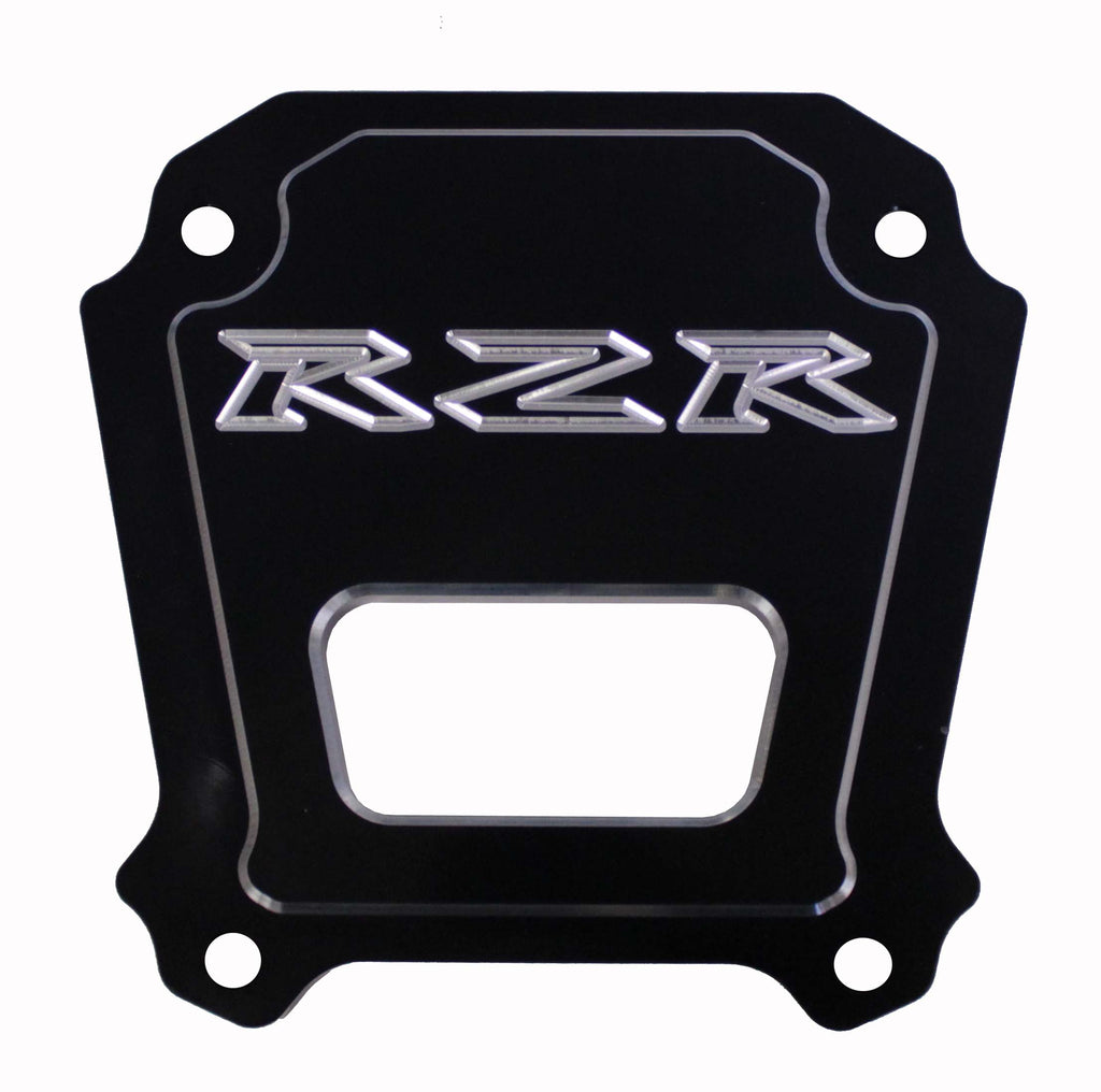 Modquad RZR Billet Rear Differential Plate