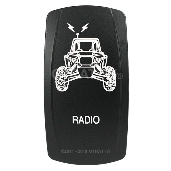 Copy of CONTURA V, RZR RADIO, ROCKER ONLY