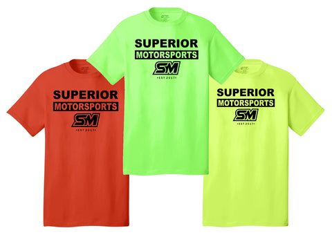 SM Block Design T-shirt