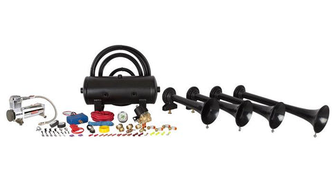 HORNBLASTERS CONDUCTOR'S SPECIAL 244 TRAIN HORN KIT