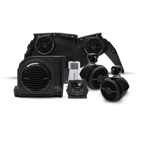 Rockford Fosgate Can-am X3 Stage 4 Kit