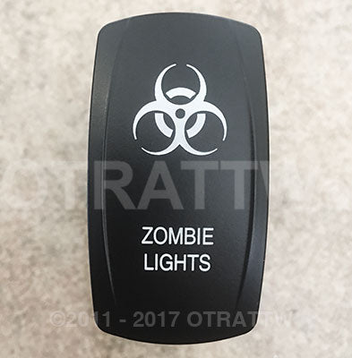 CONTURA V, ZOMBIE LIGHTS, ROCKER ONLY