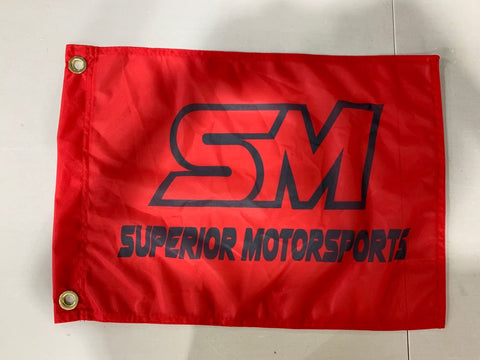 Superior Motorsports Safety Dune Flag