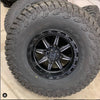 "Hostile UTV H109 Alpha 15"" Wheel NON Beadlock - Satin Black Milled"