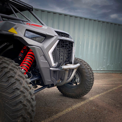 Superior Moto Polaris Front RZR Turbo Tube Bumper 2019+