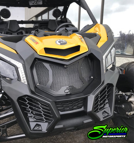 Superior Motorsports Can-Am Maverick X3 Front Grill