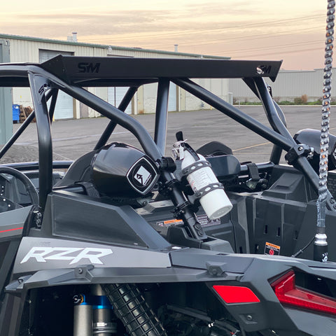 Superior Motorsports Bolt on Rear RZR Spoiler
