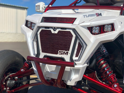 Polaris RZR XP/RS1/TurboS Baja Designs Headlight Bezel Insert