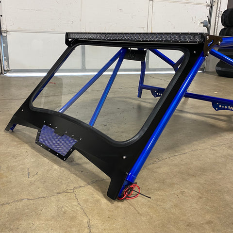 Superior Motorsports RZR Glass Windshield
