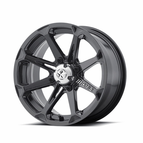 "MSA M12 14"" Wheels and 30"" EFX Motoclaw Tire Package 4x110"