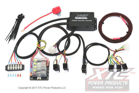 2018 and Earlier RZR XP Plug & Play™ 6 Switch Power Control System