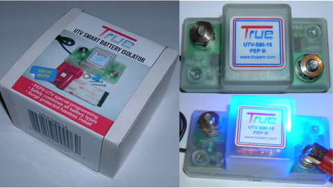TRUE UTV Battery Isolator UTV-SBI-18