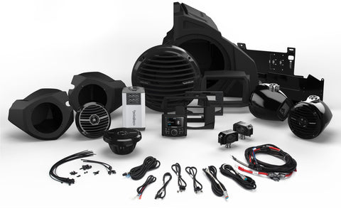 RockFord Fosgate Stage 4 Polaris RZR Models (NO Ride Command)