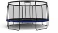 PRE-ORDER Beast 14 ft Trampoline (BLUE) with Premium Enclosure | NO WEIGHT LIMIT | Free Ladder