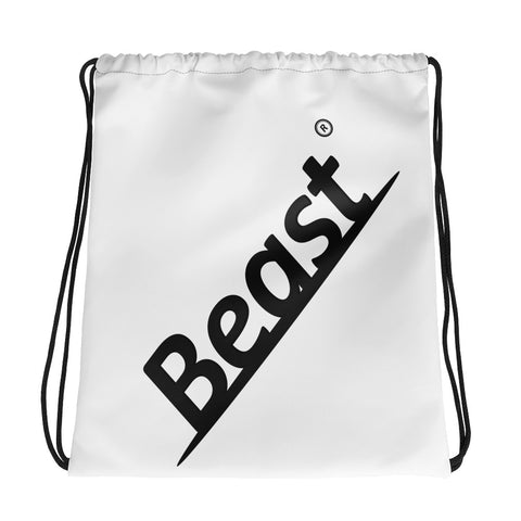 The Official Beast Drawstring bag