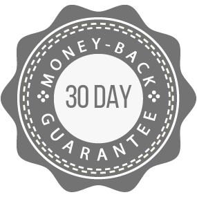 Image of You have 30 days to decide if you like your purchase!