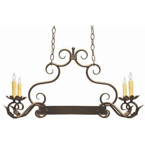 2nd Ave Lighting Eloise Pot Rack - Premier Pot Racks
