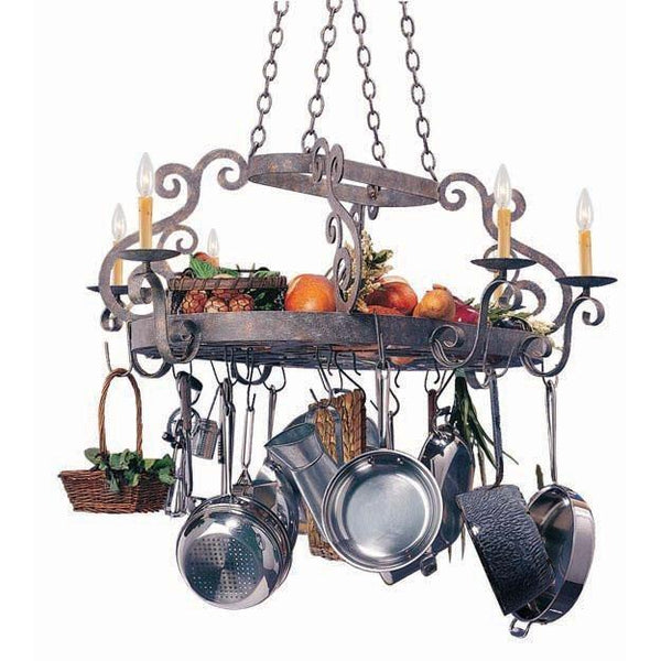 2nd Ave Lighting Neo Bella Pot Rack - Premier Pot Racks