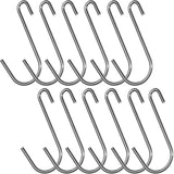 "Concept Housewares Pot Rack J"" Hooks - Premier Pot Racks"