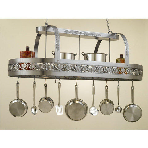 Hi-Lite 3 Light Leaf Pot Rack - Premier Pot Racks