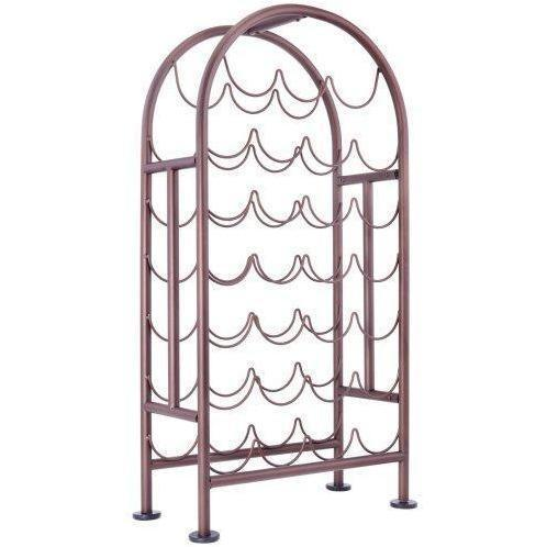 Old Dutch 27 Bottle Metal Wine Rack - Premier Pot Racks