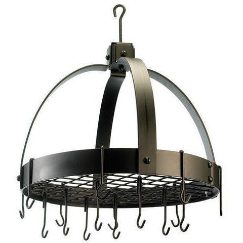 Old Dutch Dome Hanging Pot Rack - Premier Pot Racks