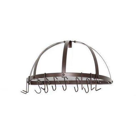 Old Dutch Old Dutch Half-Round Pot Rack - Premier Pot Racks