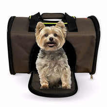 Load image into Gallery viewer, Collapsible Pet Travel Carrier