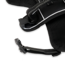 Load image into Gallery viewer, Small/Black Dog Harness – Easy Walk, No-Pull, Soft & Adjustable