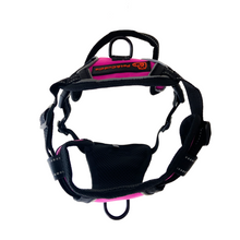Load image into Gallery viewer, Large/Pink Dog Harness – Easy Walk, No-Pull, Soft & Adjustable