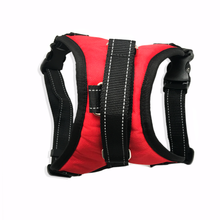 Load image into Gallery viewer, Adjustable Back-Clip Dog Harness